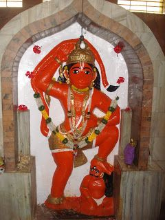 Umbraj Maruti: 11 Maruti temples by Saint Shri Swami Samarth Ramdas