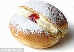 Cream buns - I am on a food memory lane