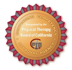 California Physical Therapy Continuing Competency Requirements: California PT CE Requirements: 30 Contact Hours for renewal (except first time license renewals). All required 30 contact hours are allowed to be completed through online course work. Biologix Solutions LLC is a Physical Therapy Board of California Recognized Approval Agency.  http://blxtraining.com/california-physical-therapy/
