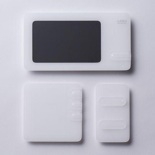 スイッチパネル | Kanae Design Labo 塚本カナエのテーブルウェア-磁器、陶器、漆器、ガラスなど