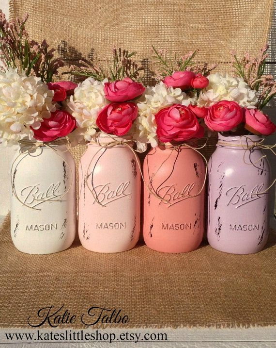 we could make these as center pieces for tables if we had a dinner for Mother's Day