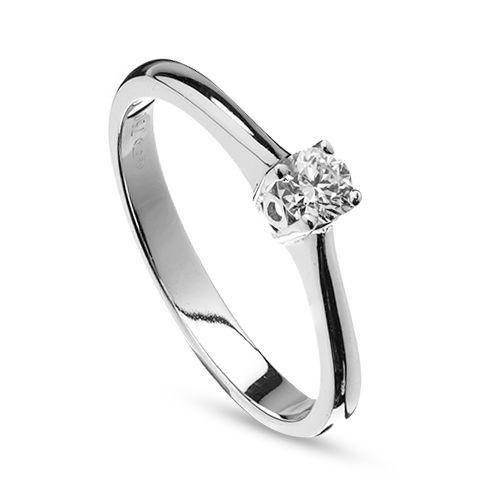 Inel de logodna cu diamant DR292