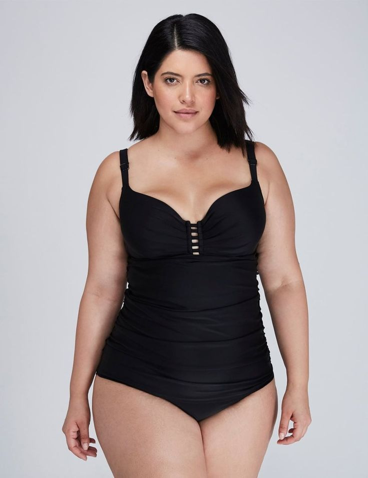 24 Bathing Suits That'll Actually Fit People With Big Boobs