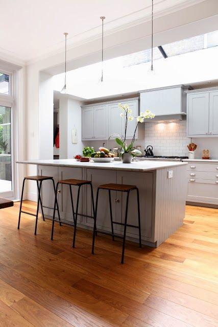 victorian side return kitchen - Google Search