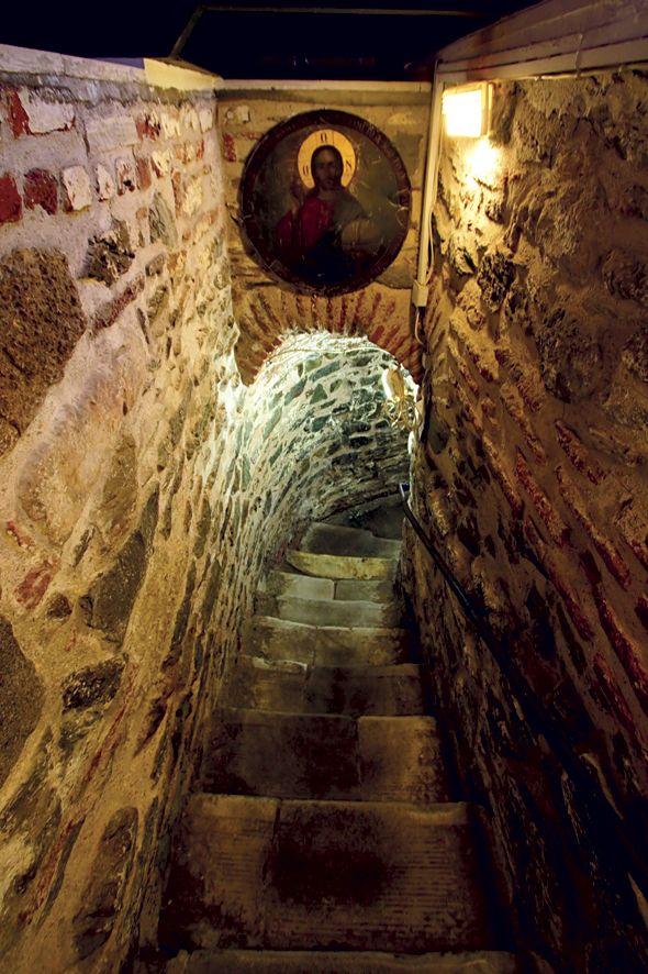 Catacombs of St. John-Thessaloniki,Greece