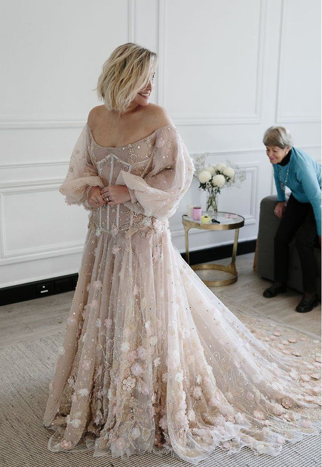 Image 10 - This bespoke wedding gown by One Day will leave you speechless in Bridal Fashion.