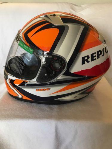 #apparel KBC Repsol helmet. med please retweet