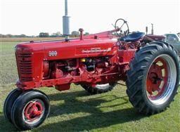 1956 Farmall 300....