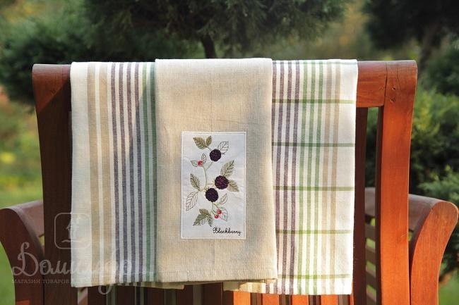 Набор полотенец ЕЖЕВИКА 45х70 (3шт) от Arloni (Индия) - купить по низкой цене в интернет магазине Домильфо