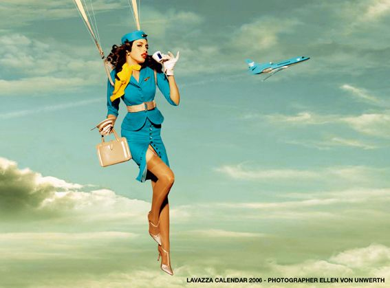 @lavazza wonder what 2012's theme will be. I always get excited about the Lavazza Calendars