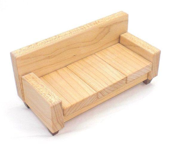 Wood Dollhouse Furniture Looks