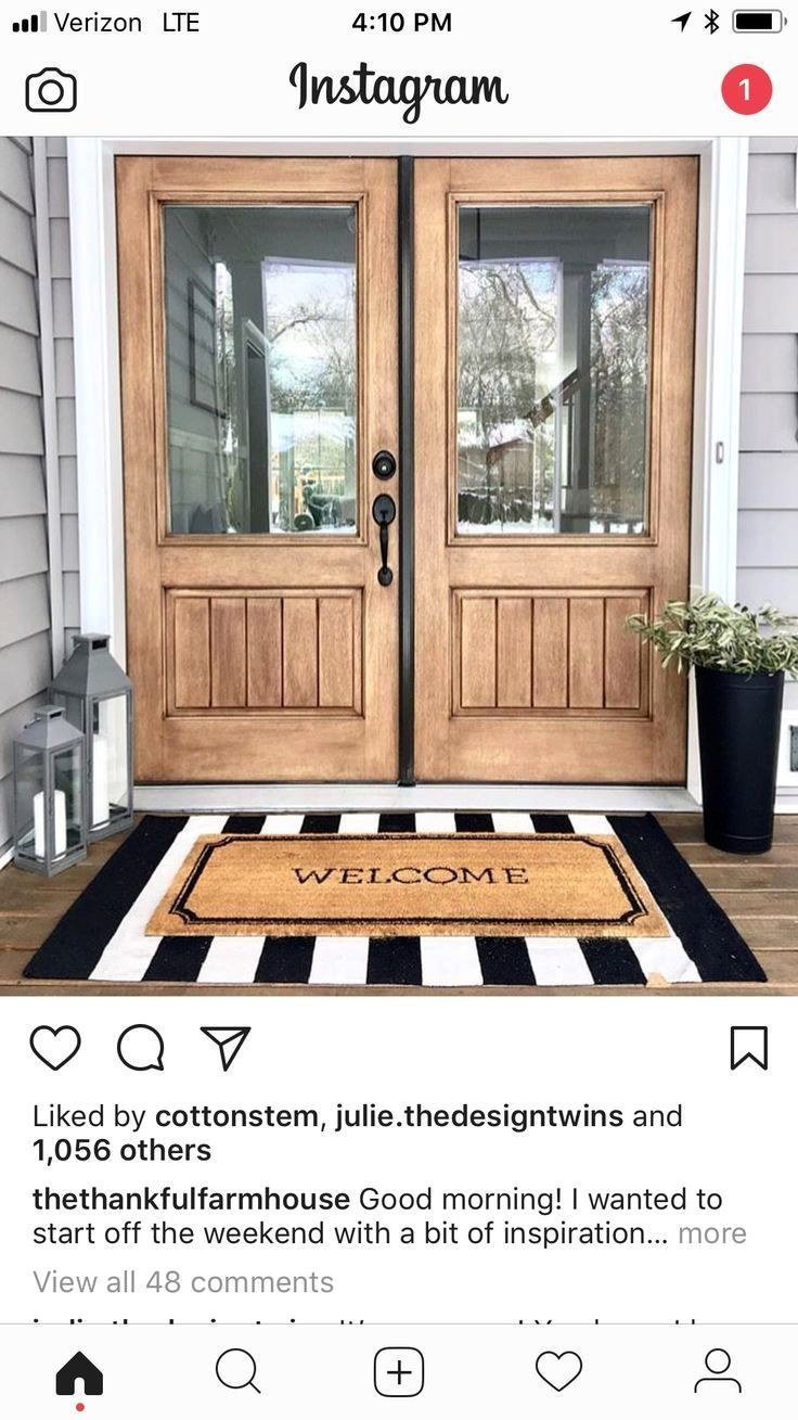 Outdoor Front Door Mats.Outdoor Rug Under Door Mat House With Porch House Front