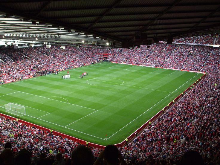 Old Trafford Stadium Manchester United Manchester