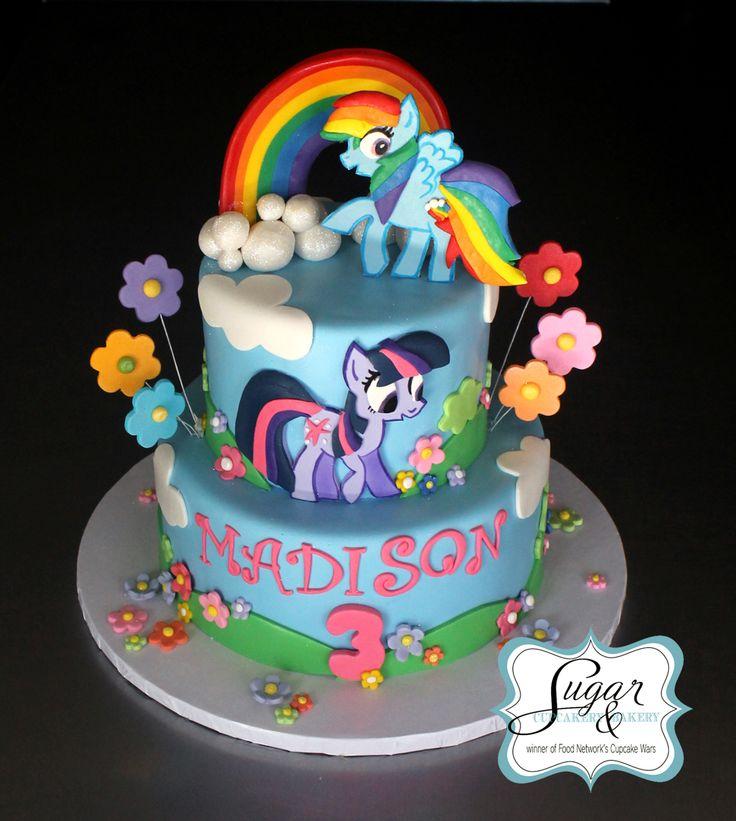 My Little Pony Birthday Cake Mold
