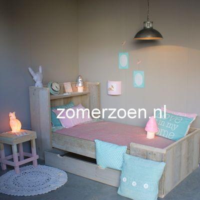#zomerzoen kinderbed anne van @zomerzoen.nl