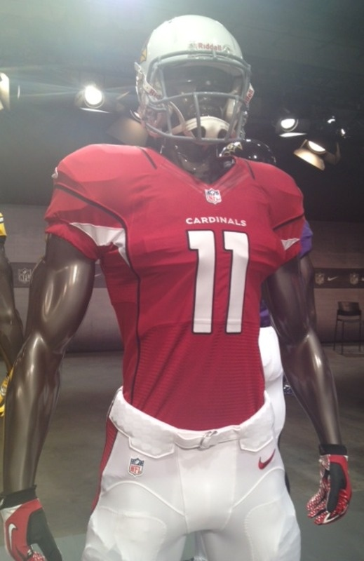 Nike NFL Uniforms Arizona Cardinals