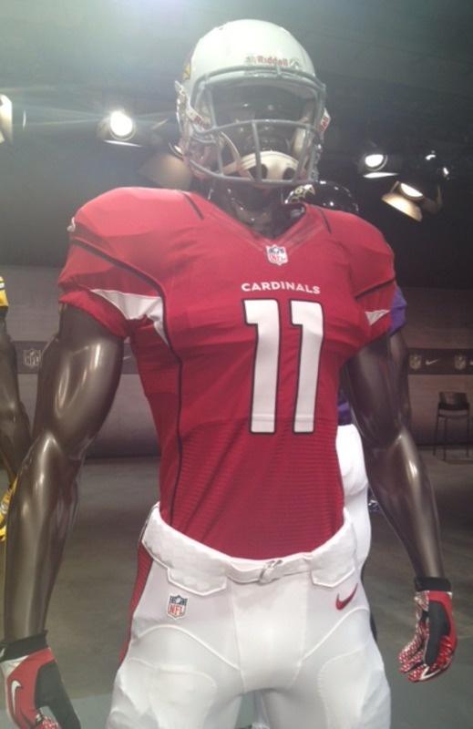 Nike NFL Uniforms Arizona Cardinals
