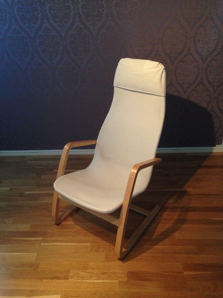 2 st IKEA fåtöljer via Elvelids Loppis. Click on the image to see more!