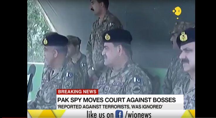 Watch Pakistan's spy accuses Intelligence Bureau of 'protecting terrorists' - WION #757Live