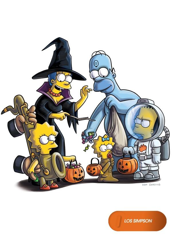 ¿Qué sería de Halloween sin los disparates de Homero? Los Simpson - Domingos 20.30 #LosSimpsonEnFOX http://www.canalfox.com/simpson