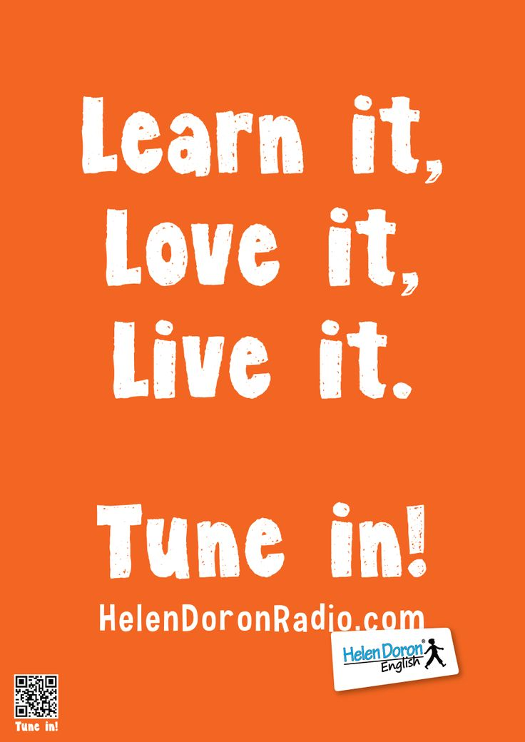 Tune in: http://helendoronradio.com/