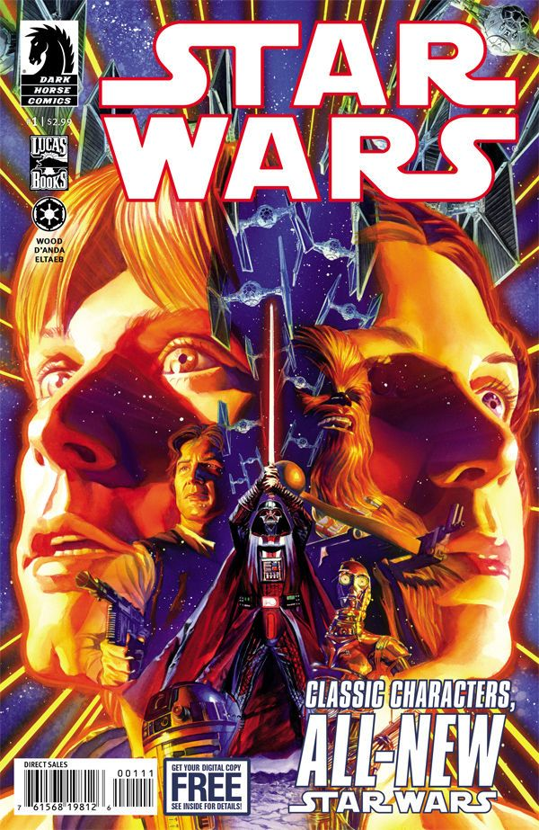 Star Wars #1 - Can't wait for this!