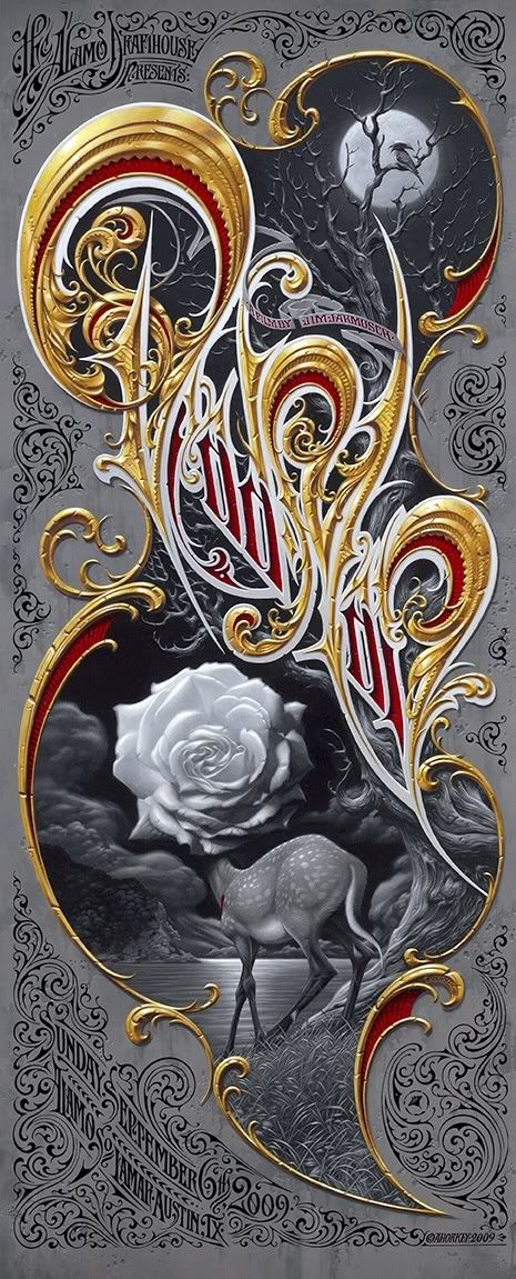 Aaron Horkey - what more can I say -
