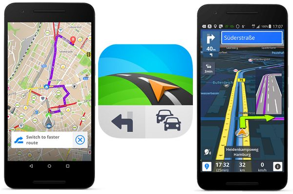 GPS Navigation & Maps Sygic 16.4.10 APK Android Download
