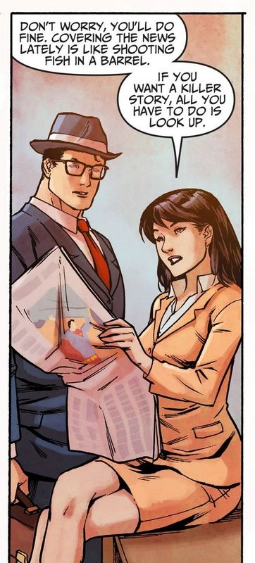 *~LANE & KENT~* Clark/Superman & Lois relationship... - Page 8