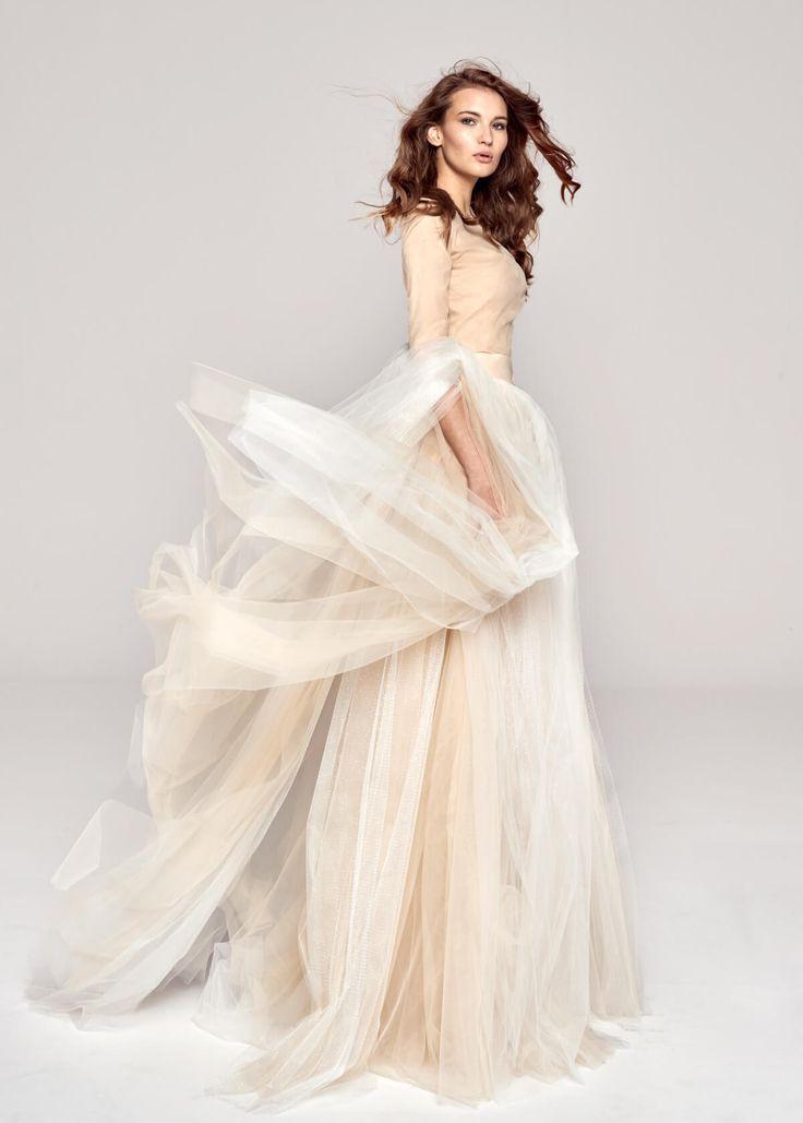 Exceptionnel 14 best Robes de mariée Sylwia Kopczynska images on Pinterest  ME86