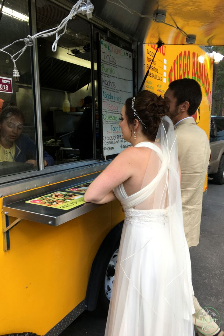 We Set A Strict Budget Of 10k For Our Wedding Ended Up Paying Around 7500 To Save Money Had Food Truck At