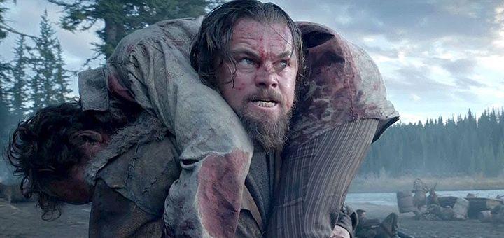 Watch the new The Revenant trailer. Leonardo DiCaprio leads the 19th century revenge drama directed by Alejandro Gonzalez Inarritu.