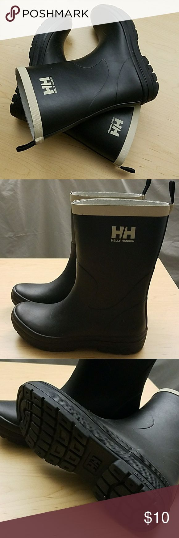 Helly Hansen Rain Boots Worn a couple times. In good condition. Helly Hansen Shoes Winter & Rain Boots