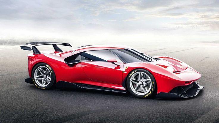 The new ferocious Ferrari P80 / C is official!