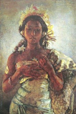 Nasbahry -Paint: W.G. Hofker (1902 - 1981)