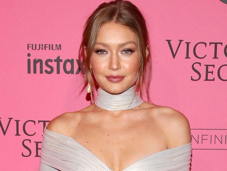The model confessed to Harper's Bazaar that both she and boyfriend Zayn Malik believe in the existen... - Astrid Stawiarz/Getty Images | Celebrities