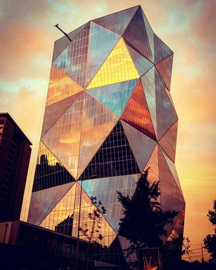 Edificio Genesis. Santiago de Chile.