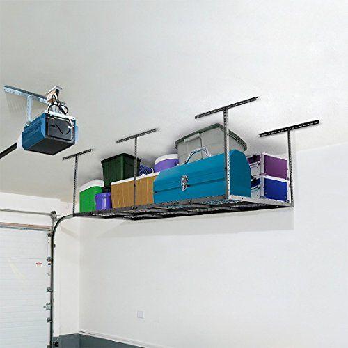 1000 id es propos de stockage au plafond du garage sur for Rangement au plafond garage