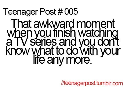 falling skies, psych, tower prep, unnatural history, house of anubis is next. GUHH.