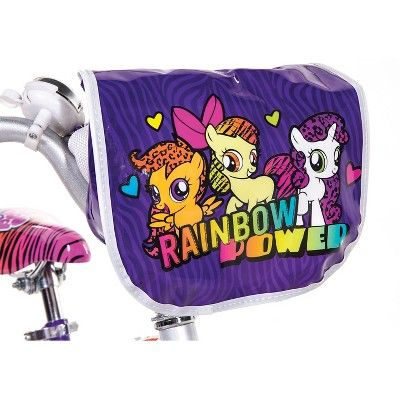 My Little Pony Girl's Bike - Purple/ White (12)