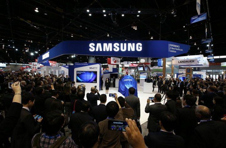 Samsung planea producción inicial de 5 millones del smartphone Galaxy 7