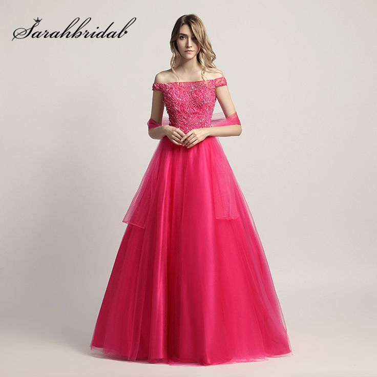 Find More Evening Dresses Information about Elegant Women Off the Shoulder Ball Gown Evening Dresses with Beading Crystal Fast Shipping Tulle Prom Party Gown in Stock LX427,High Quality ball gown evening dress,China evening dress Suppliers, Cheap stock evening dresses from Online Store 112091 on Aliexpress.com