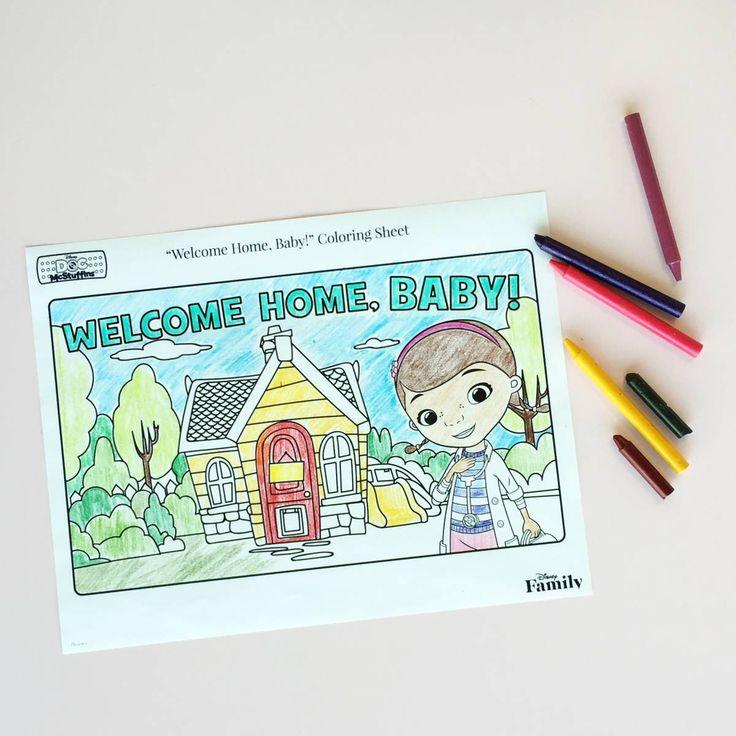 Doc Mcstuffins Coloring Pages