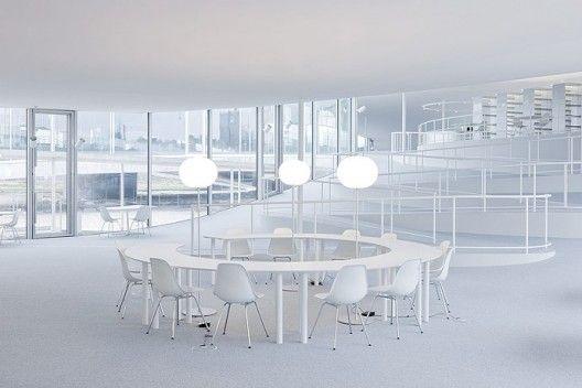 Rolex Learning Center - SANAA - Iwan Baan