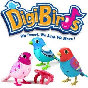 Pasarile cantatoare electronice Digibirds in oferta Nicoro #digibirds #jucarii #copii