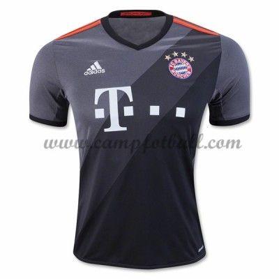 Bayern Munich Fotballdrakter 2016-17 Bortedrakt