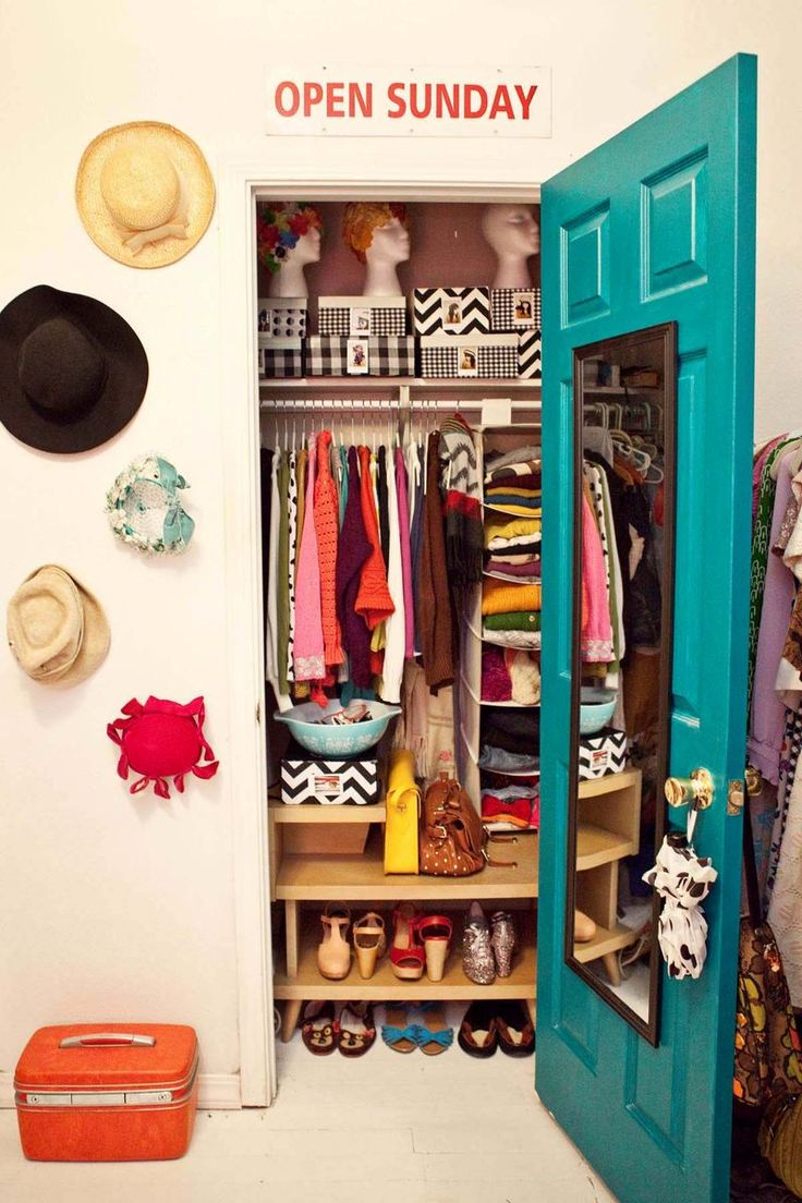 2039ea0bcc6516ab7169d048895ab641 tiny closet small closets 108 best organization inspiration images on pinterest Box Shelf in Closet at honlapkeszites.co
