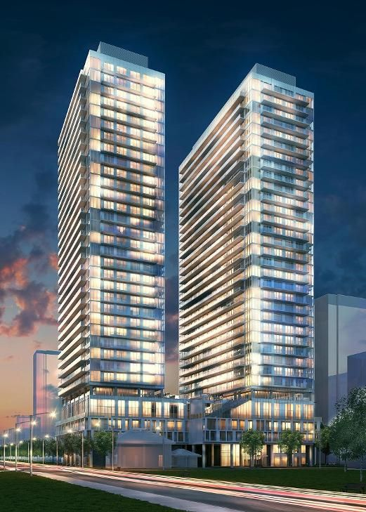 Citylights On Broadway coming to Yonge and Eglinton. It is a 2 towers building, 34 storeys each with a total of 888 condo units. http://citylightsonbroadwayvip.ca/ #CitylightsOnBroadway