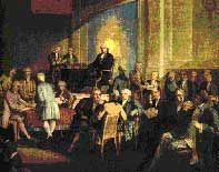 JULY 16, 1787:  The Connnecticut Compromise, drafted by CT delegates Roger Sherman and Oliver Ellsworth, was presented to the Constitutional Convention. The Compromise, which provided for equal representation of states in the Senate and proportional representation in the House, passed the convention by one vote. image:  Constitutional Convention of 1787