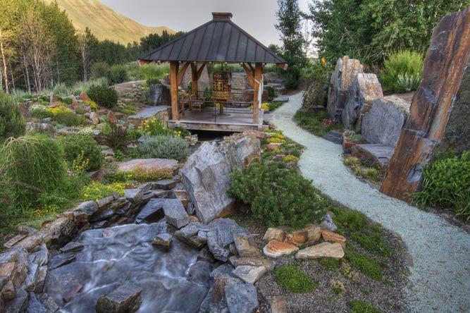 10. Sawtooth Botanical Garden
